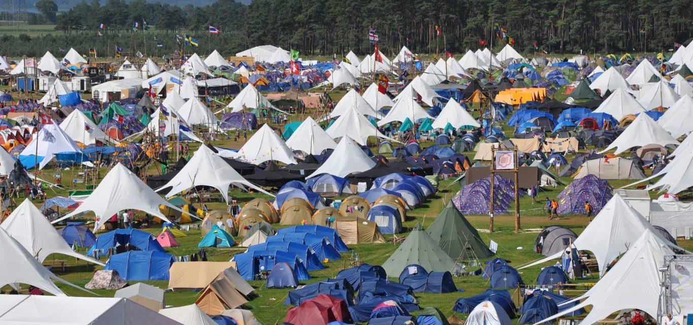 Wybór namiotu magazynowego